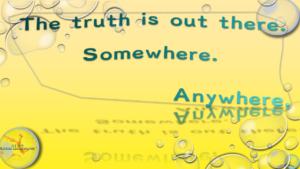 niet gehinderd door enige vorm van kennis