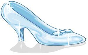 wie de schoen past