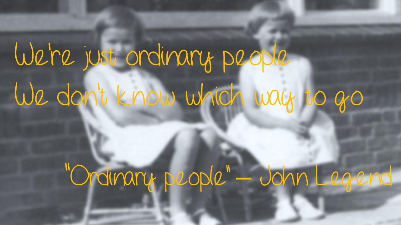 gewone mensen
