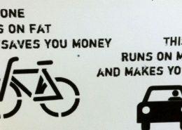 auto's en fietsen