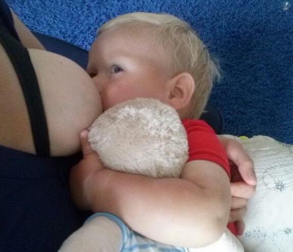 Borstvoeding na het eerste halfjaar