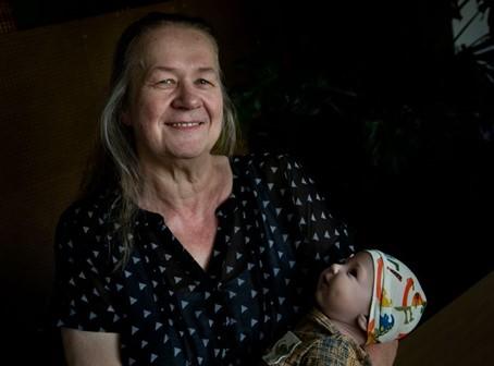 De Godmother van de borstvoeding